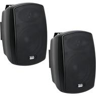 DAP EVO 6T passieve luidsprekerset zwart 2 x 32W 100V