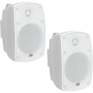DAP EVO 6T passieve luidsprekerset wit 2 x 32W 100V