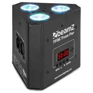 Beamz TP36 Truss par RGB-3x 4W UV LED met afstandsbediening