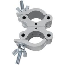 Showtec Swivel coupler 48-51mm 500kg zilver