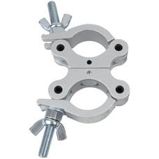 Showtec Swivel coupler 48-51mm 300kg zilver