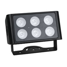 Showtec Cameleon Flood 6WW wash light warm wit
