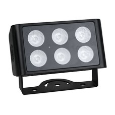 Showtec Cameleon Flood 6BW wash light neutraal wit