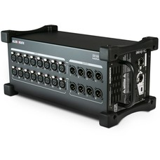 Allen & Heath DX168 draagbare stagebox 16 XLR female 8 XLR male