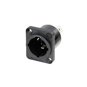 Neutrik NAC3MPX-WOT-TOP PowerCON True1 male chassisdeel zonder isolatieverdeler