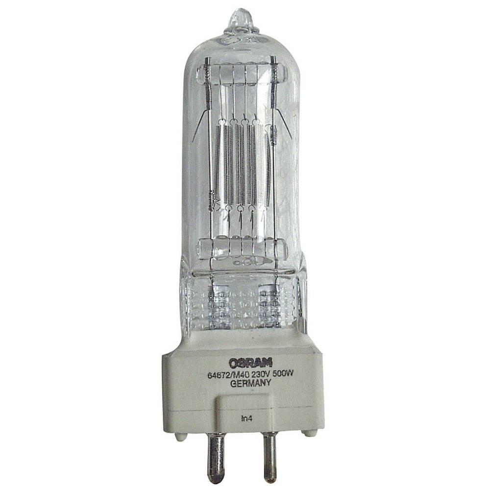 Osram GY9.5 230V-500W M40 64672 lamp