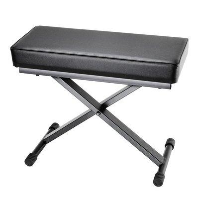 Adam Hall SKT 17 Keyboardbank met extra dikke zitting