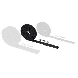 Adam Hall 5816 Dubbelzijdig klittenband 20mm 25m