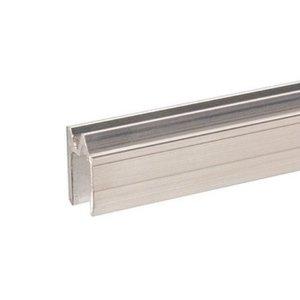 Adam Hall Aluminium omkeer sluitprofiel 9,5mm