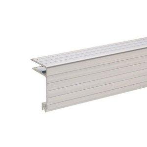 Adam Hall Aluminium sluit hoekprofiel 45mm hoog 7mm deksel