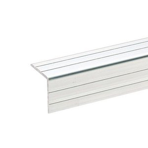 Adam Hall Aluminium hoekprofiel 22x22mm 1,5mm dik