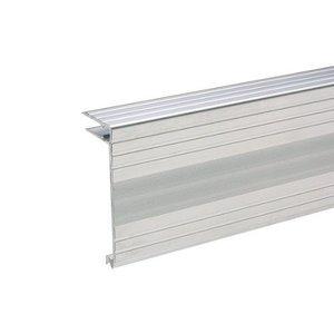 Adam Hall Aluminium sluit hoekprofiel 80mm hoog 7mm deksel