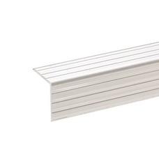 Adam Hall Aluminium hoekprofiel 25x25mm 1,5mm dik