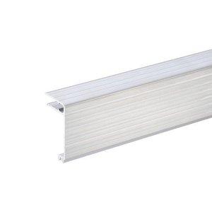 Adam Hall Aluminium sluit hoekprofiel 52mm hoog 7mm deksel