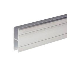 Adam Hall Aluminium H-profiel 10mm