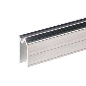 Adam Hall Aluminium omkeer sluitprofiel 11mm