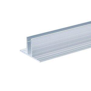 Adam Hall Aluminium T-profiel 7mm