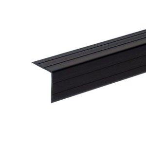 Adam Hall Plastic hoekprofiel 22x22mm 1,5mm dik