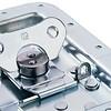 Adam Hall 17292SP Medium inbouw vlinderslot 7mm diep