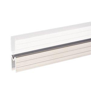 Adam Hall Aluminium 9,5mm sluitprofiel vrouw