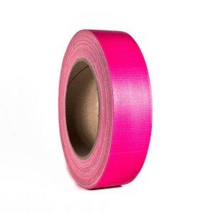 Adam Hall Gaffa tape neon 38mm 25m roze