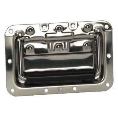 Adam Hall 34082S Inbouw handvat normaal RVS 8mm