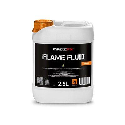 Stage flame vloeistof