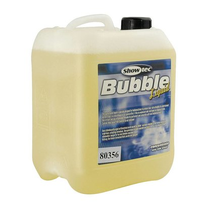 Bellenblaasvloeistoffen