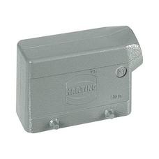 Harting 09300161520 16/40/72P kabeldeel PG21 ingang zijkant