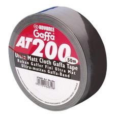 Advance AT200 gaffa tape 50mm 50m zwart