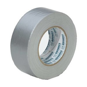 Advance AT170 gaffa tape 50mm 50m grijs