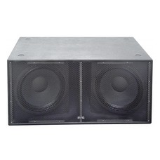 Synq RS-218B Passieve subwoofer 2x 18 inch