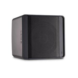 Apart KUBO3T-BL 100 volt 10W 3 inch fullrange luidspreker zwart