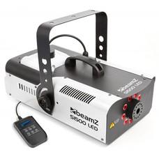 Beamz S1500LED DMX rookmachine 1500W met LEDs