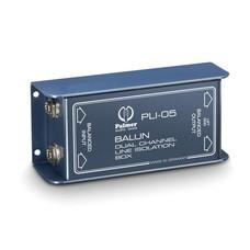 Palmer Pro BALUN PLI05 Line Isolation box 2-kanaals