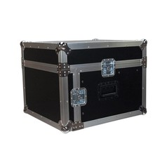 ProDJuser Slant 11-4 MK2 flightcase 11 HE/4 HE