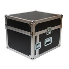 ProDJuser Slant 11-4 MK2 flightcase 11 HE/4 HE met laptop plateau