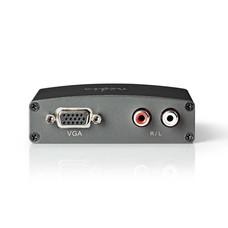 Nedis HDMI naar VGA & RCA converter