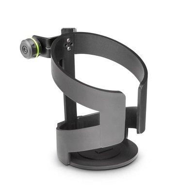 Gravity GMADRINKL microfoonstatief bekerhouder groot