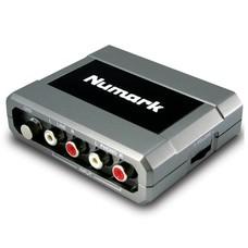 Stereo IO USB DJ audio interface