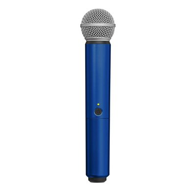 Microfoon kleurcodering