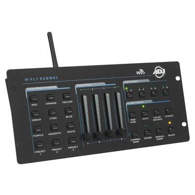 Draadloze DMX lichtcontrollers