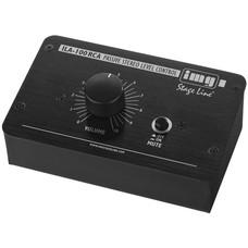 IMG Stage Line ILA-100RCA externe volumeregelaar