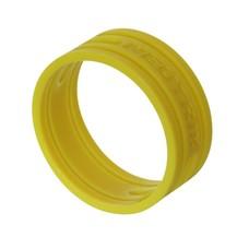 Neutrik XXR4 kleurring voor XLR geel