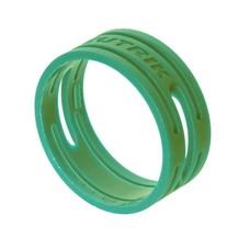 Neutrik XXR5 kleurring voor XLR groen