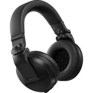 Pioneer HDJ-X5BT DJ koptelefoon met bluetooth zwart