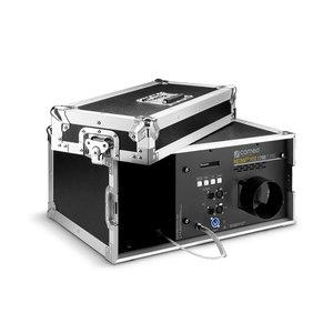 Cameo Instant Fog 1700T Pro DMX rookmachine in flightcase
