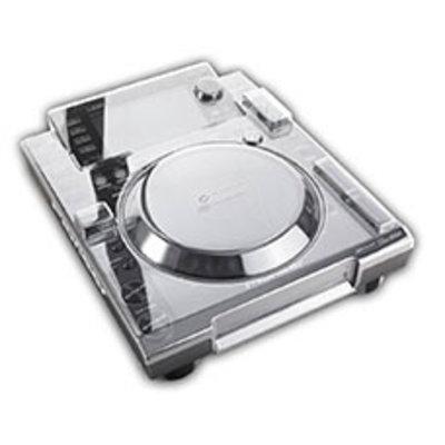 Stofkappen voor DJ spelers