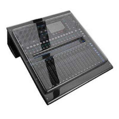 Stofkappen voor PA mixers