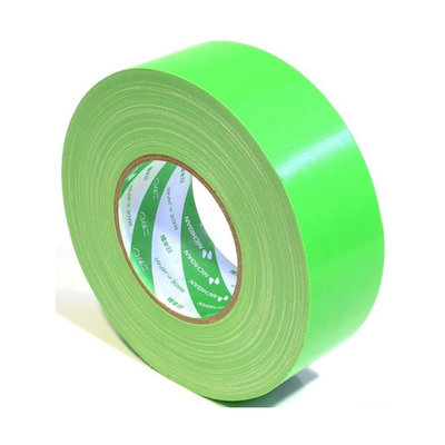 Nichiban Gaffa tape rol 50mm 50m grasgroen